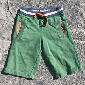 Mini Boden cotton shorts size 6